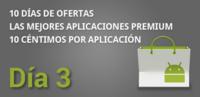 Tercer día de ofertas en el Market con aplicaciones a 0.10€