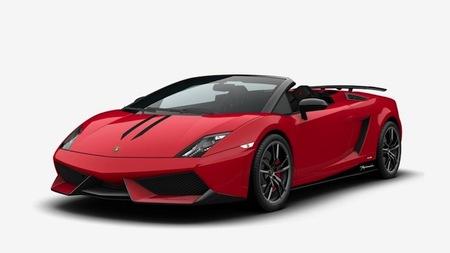 Lamborghini presenta su modelo Gallardo LP560-4 Spyder 2013