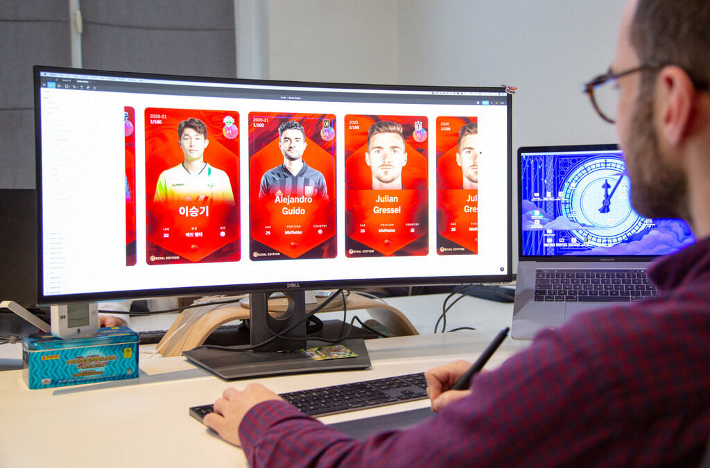 Qué hace Sorare, la empresa de cromos de fútbol digitales con un valor estimado de 3.800 millones con inversores como Piqué