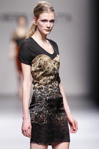 Roberto Torretta Cibeles Madrid Fashion Week Otoño-Invierno 2010/2011