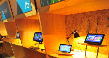 Los dispositivos de Build 2013: esperando a los fabricantes