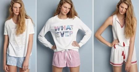 pijamas oysho pantalon corto