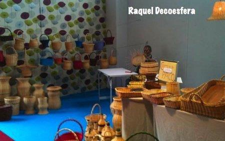feira moble artesania cestos