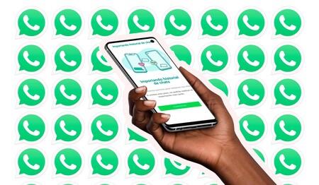 La copia de seguridad de WhatsApp entre iPhone y Android ya es oficial