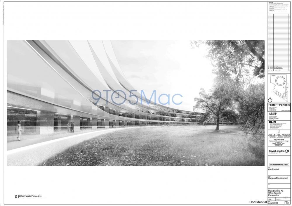 Foto de Nuevo campus de Apple (8/9)