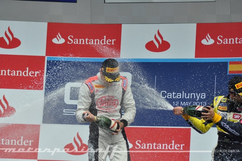 Foto de GP2 2013 Barcelona (48/138)