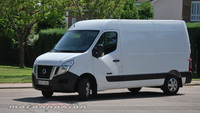 Nissan NV400 furgón L2H2 2.3 dCi FWD, prueba (parte 2)