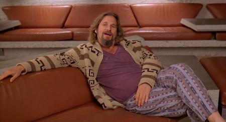 Film The Big Lebowski 1998 The Dude Jeff Bridges Bottoms Pj Pants Ampliacion