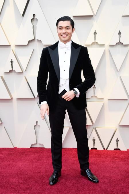 2 Henry Golding Domina El Smoking Como Nadie En Su Look De Ralph Lauren Para Los Premios Oscar 2019