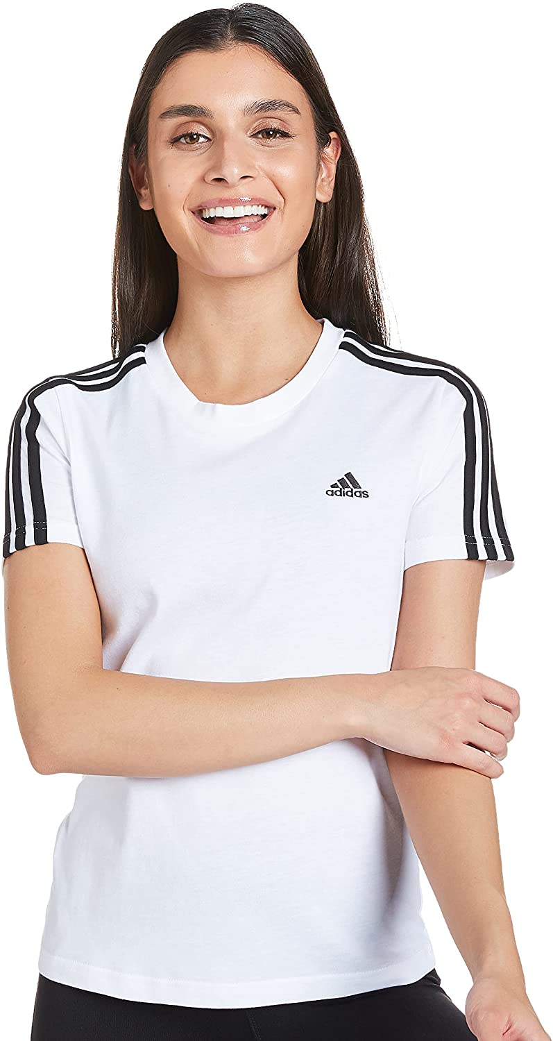 adidas W 3s T T-Shirt Mujer