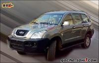 Chery Tiggo5, otro SUV desde tierras chinas