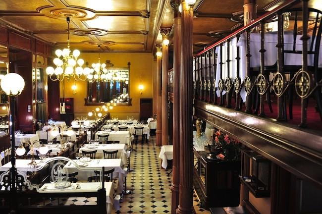 El Gran Café, un restaurante de antaño con una cocina actual (en Barcelona)