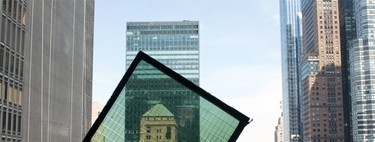 Esta ventana es capaz de generar energía reconocimiento a un cuadro solar transparente