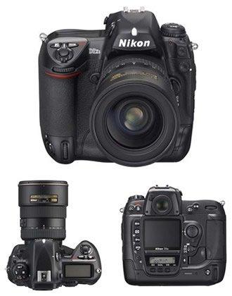 Nikon D2Xs, evolución de la D2X