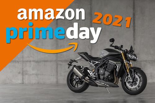 Amazon Prime Day 2021: las mejores ofertas en equipamiento y accesorios de moto