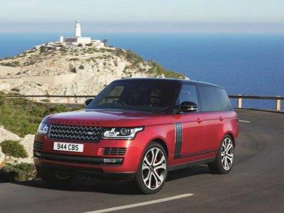 El Range Rover se refuerza en 2017 con más tecnología, más equipamiento y un nuevo motor V6