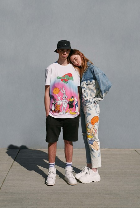Bershka Space Jam Capsule Collection 15
