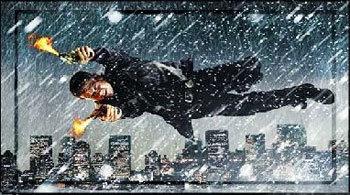 Max Payne, imágenes promocionales