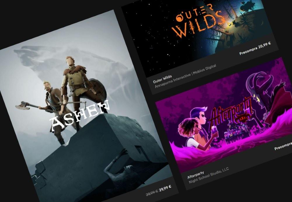 El colmo de la Epic Games Store: si compras muchos juegos en pocos minutos te bloquean la cuenta temporalmente