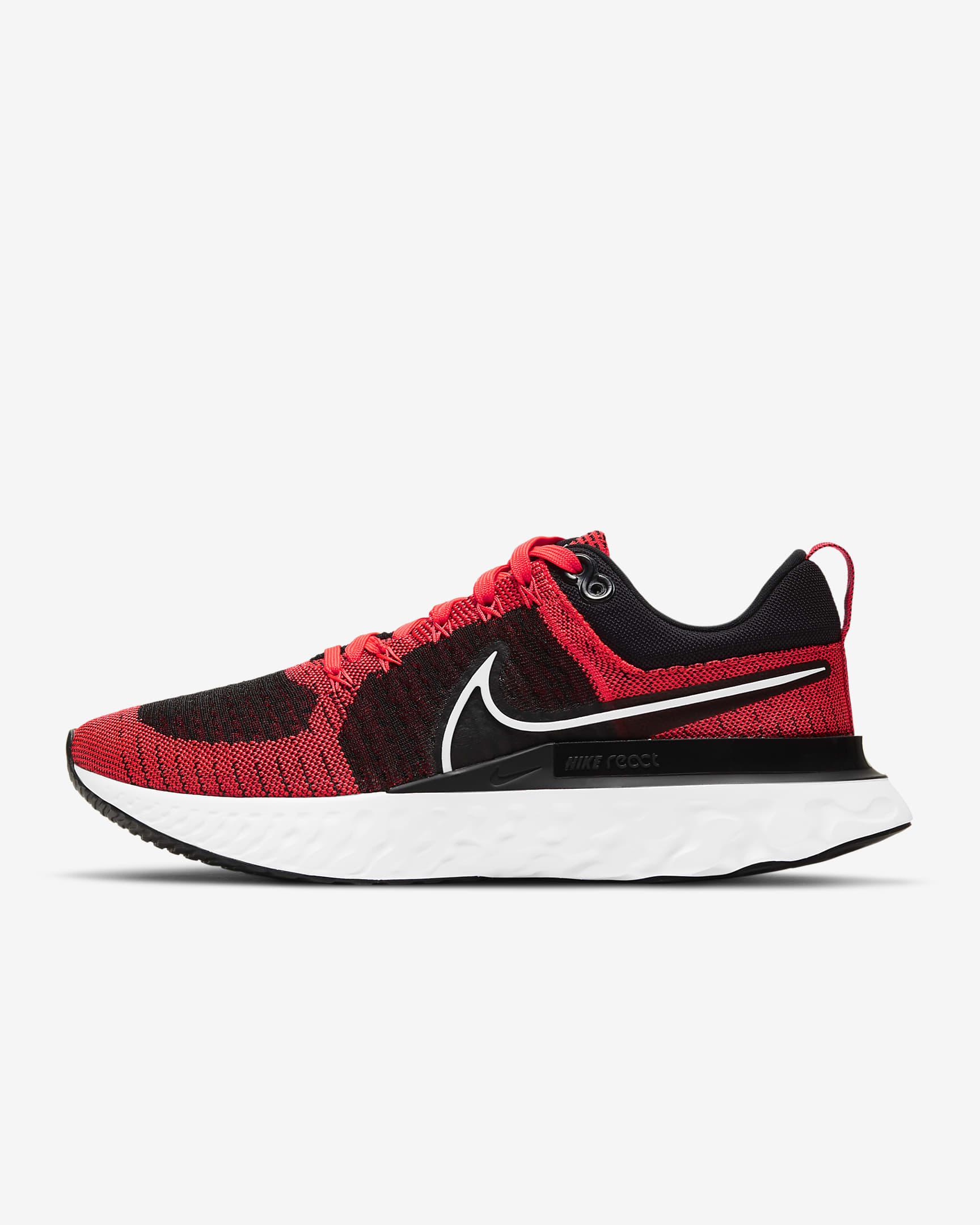 Zapatillas de running para hombre Nike React Infinity Run Flyknit 2