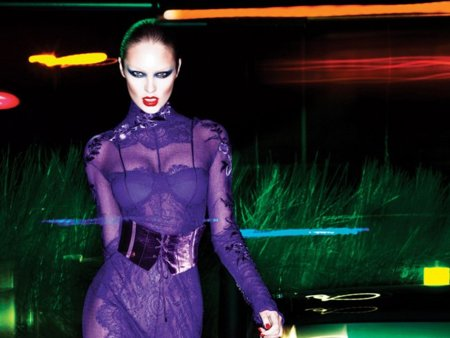 Tom Ford Candice Swanepoel