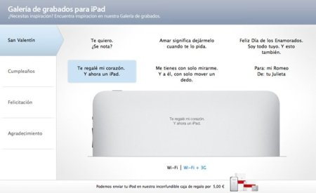 Grabados iPad Apple