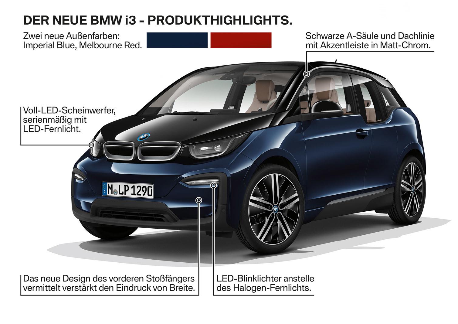 Foto de BMW i3 y i3s 2018 (133/139)