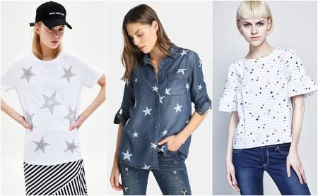 Estrellas Camiseta