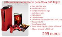 Xbox 360 Elite roja y 'Resident Evil 5' por 299 euros