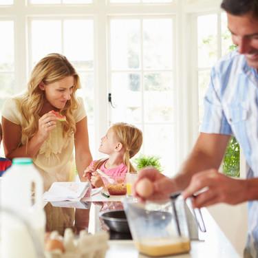 21 recetas de snacks saludables para el picoteo entre horas de toda la familia
