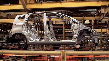Nissan Note producción