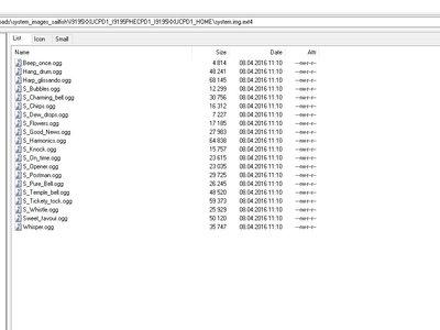 Cómo extraer archivos (APK y demás) de una imagen de sistema de Android