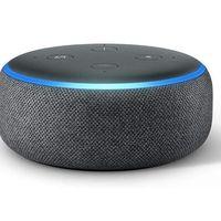El altavoz inteligente Echo Dot de 3.ª generación, reacondicionado  y certificado está rebajado a 24,99 euros en Amazon