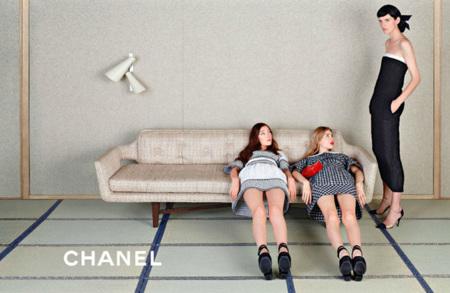 Chanel no escapa a la polémica de las modelos más jóvenes en su campaña de verano