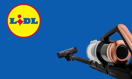 """El aspirador """"tipo Dyson"""" low cost de Lidl agotado: cinco aspiradores verticales inalámbricos baratos que sí puedes comprar"""