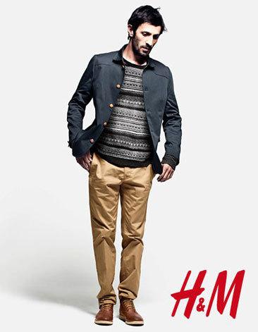 Foto de H&M y sus looks ya a la venta para este Otoño-Invierno 2011/12 (1/8)
