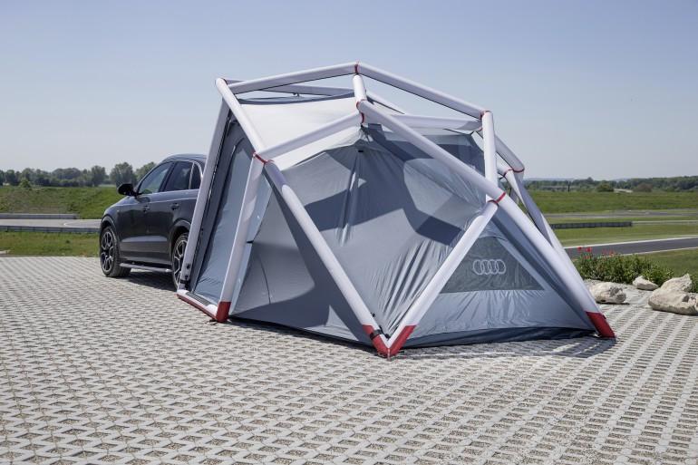 Foto de Tienda de campaña para Audi Q3 (6/12)