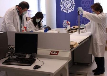 [Vídeo] El ADN, una herramienta policial clave