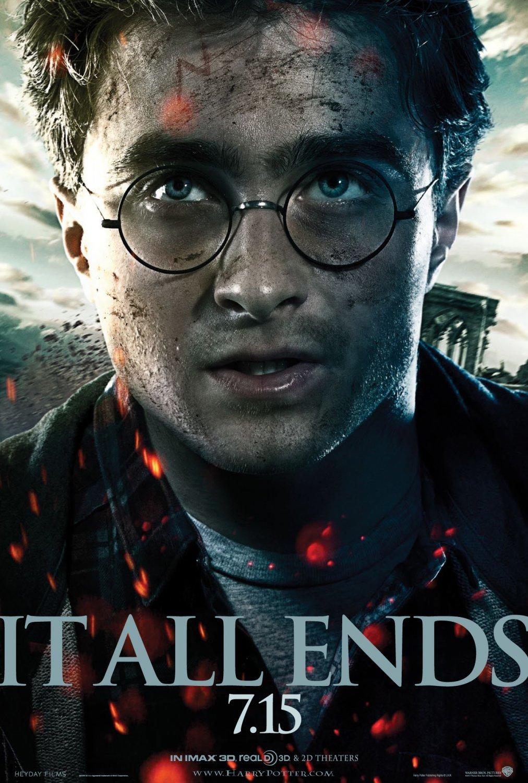 Foto de 'Harry Potter y las reliquias de la muerte. Parte II', nuevo y espectacular tráiler y carteles (3/21)