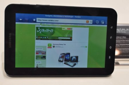Probamos el Samsung Galaxy Tab