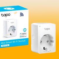 Amazon tiene de nuevo el enchufe inteligente TP-Link Tapo P100 por sólo 9,99 euros