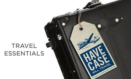Maleta de viaje vintage por Turnbull & Asser