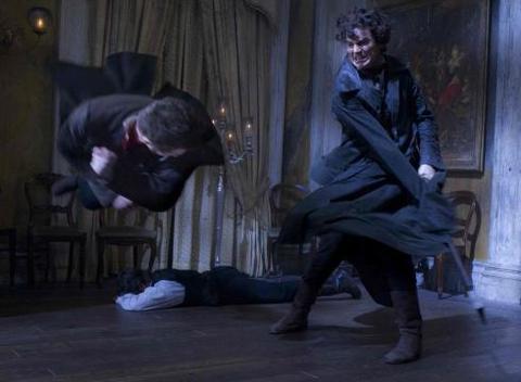 Primeras imágenes de 'Abraham Lincoln: Vampire Hunter'