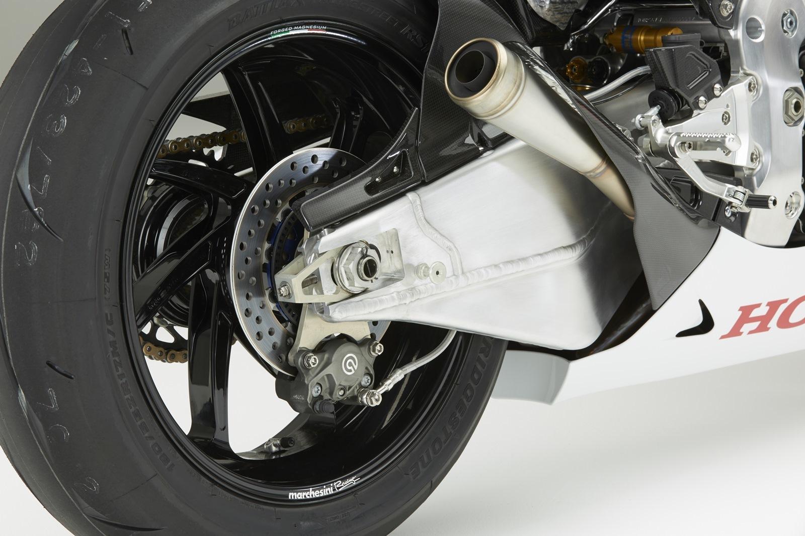 Foto de Honda RC213V-S, detalles (1/64)