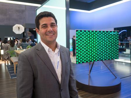 """""""QLED es la tecnología de hoy y del futuro para Samsung"""", entrevista a Nacho Monge (Samsung)"""