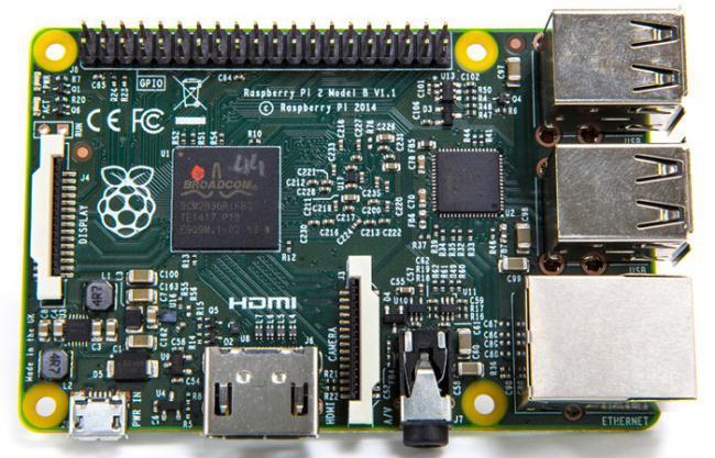 A la nueva Raspberry Pi 2 no le gusta que le hagan fotos con flash de xenon