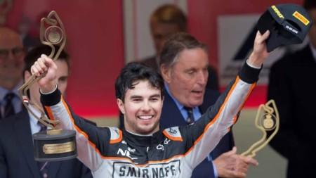 Checo Pérez anunciará en el Gran Premio de Singapur en qué equipo correrá en el 2017