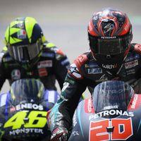 ¡Oficial! Yamaha confirma que Fabio Quartararo será piloto de fábrica en 2021 pero no se despide de Valentino Rossi