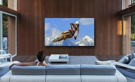 Sony ya tiene a la venta en España su nueva serie de televisores 8K: es la MASTER Series ZG9 para los gourmets de la imagen
