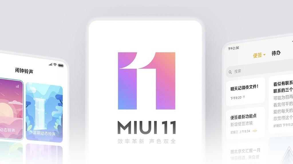 Redmi publica el calendario oficial de actualizaciones a MIUI™ 11: comprueba si usted móvil está incluido